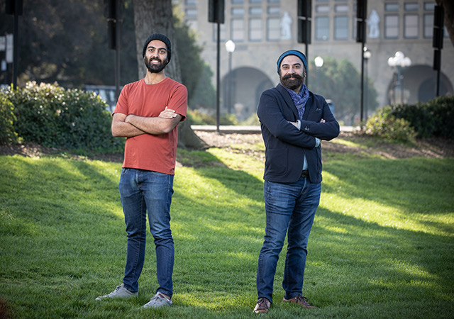 Daljeet and Dickey - Stanford.